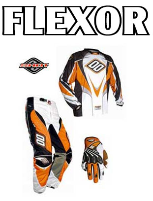 SHOT Pack Flexor Orange TAILLE 32+XXL