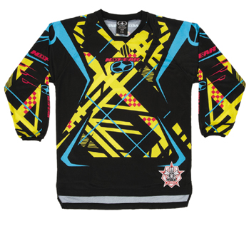 NO FEAR KID Maillot Rogue CMYK ref 8002