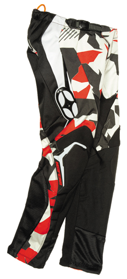 NO FEAR KID Pantalon Rogue 2008 red recon camo