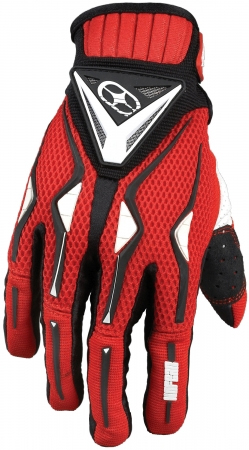 NO FEAR Gants Formula 2008 red