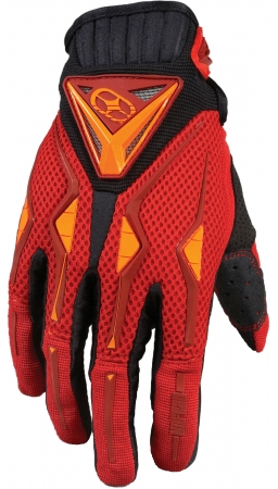 NO FEAR Gants Formula 2008 red typer