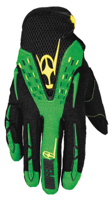 NO FEAR KID gants QUARTZ 2008 vert