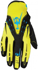 NO FEAR Gants Quartz 2008 yellow
