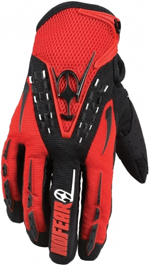 NO FEAR Gants Quartz 2008 red