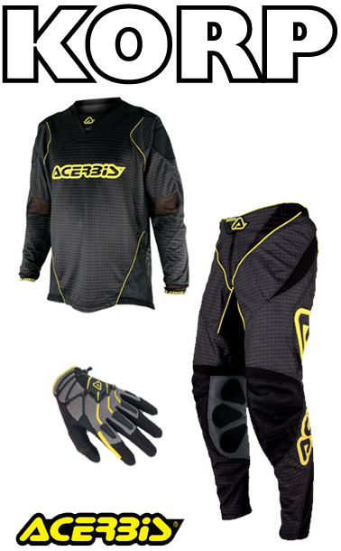 ACERBIS pack cross KORP 2009