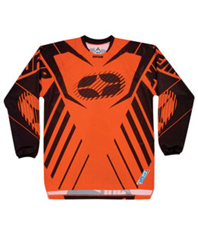 NO FEAR Maillot ROGUE orange ref 9002