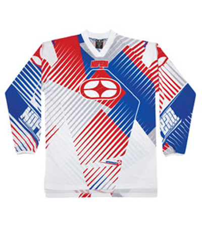NO FEAR maillot SPECTRUM patriot taille XXL ref 9002