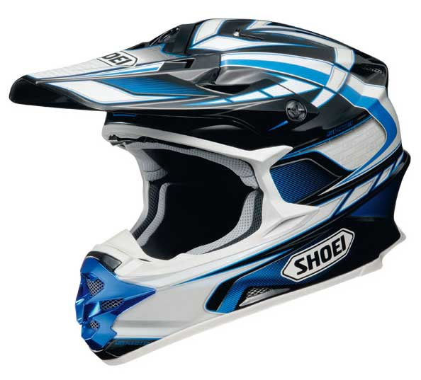 SHOEI VFX-W SABRE TC2 bleu