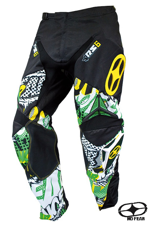 NO FEAR Pantalon ROGUE marvel yellow Taille 36 38 ref 1102