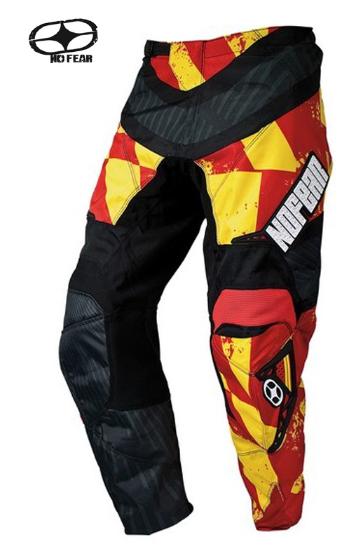 NO FEAR pantalon SPECTRUM hangover red ref 1102