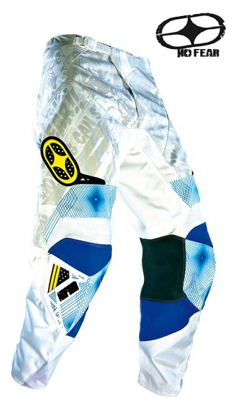 NO FEAR pantalon SPECTRUM horror blue ref 1102