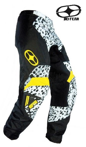 NO FEAR pantalon SPECTRUM yellow noise ref 1102
