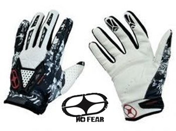 NO FEAR Gants Quartz 2011 energy/black tatoo