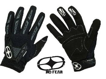 NO FEAR Gants Quartz 2011 noir