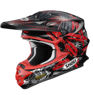 SHOEI VFX-W CROSSHAIR TC1 2011