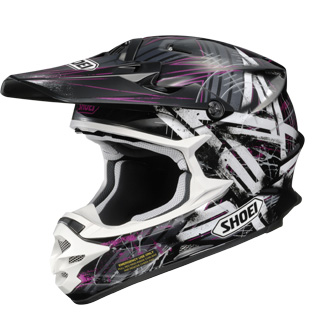 SHOEI VFX-W CROSSHAIR TC10 2011