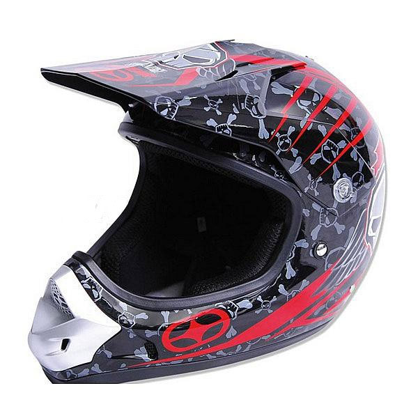 NO FEAR Casque kid Prime energy