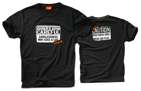 KTM Tshirt CAREFUL TEE taille L