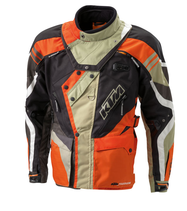 KTM Veste RALLY JACKET NECK BRACE 2015