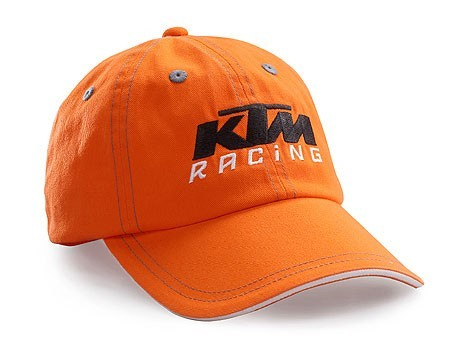 KTM casquette CAP ORANGE