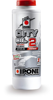 IPONE CITY OIL 1 Litre