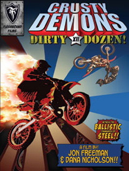 DVD CRUSTY DEMONS 12 DIRTY DOZEN