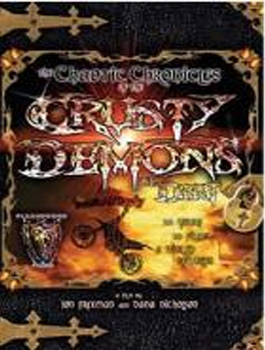 DVD CRUSTY DEMONS OF DIRT