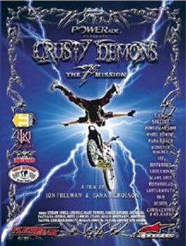 DVD CRUSTY DEMONS OF DIRT 7 THE 7th MISSION