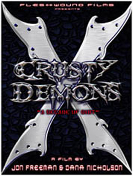 DVD CRUSTY DEMONS 10