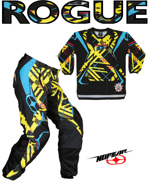NO FEAR Pack Rogue CMYK TAILLE 36/XXL REF 8002