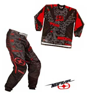 NO FEAR Pack Rogue* Dungeon taille 36 + XL ref 6002
