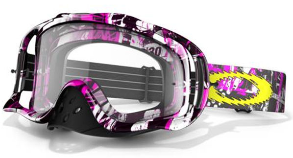 OAKLEY masque CROWBAR PINK  57-320
