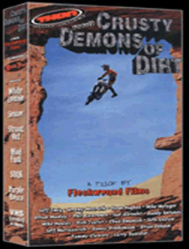 DVD CRUSTY DEMONS OF DIRT 1