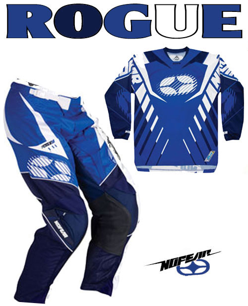 NO FEAR Pack Rogue* bleu REF 8002
