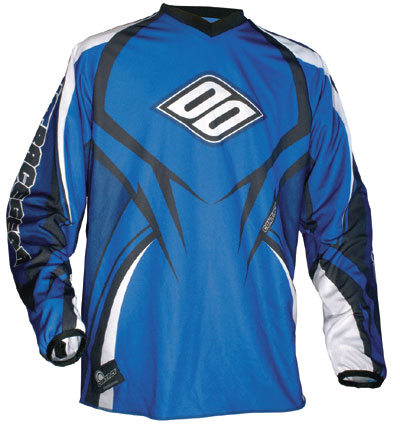 SHOT Maillot CONTACT 2007 bleu Taille M XL XXL