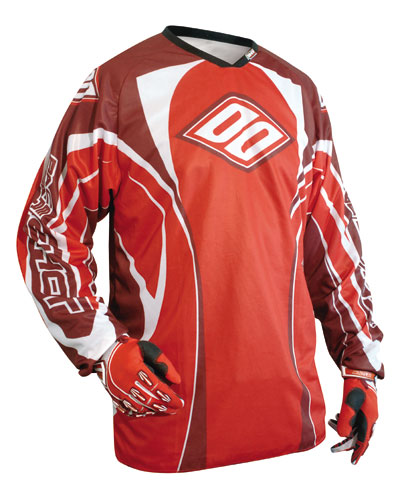 SHOT Maillot KID Contact  2008 rouge