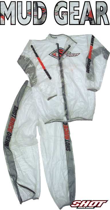 SHOT Pack HURRICANE MUD GEAR TAILLE S M