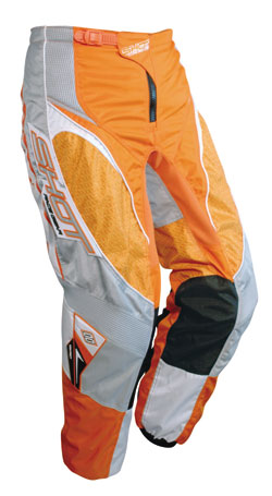 SHOT Pantalon CONTACT KID 2008 orange