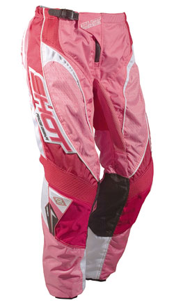 SHOT Pantalon CONTACT KID 2008 rose