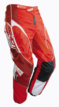 SHOT Pantalon CONTACT ref 8002 rouge Taille 26 ou 28