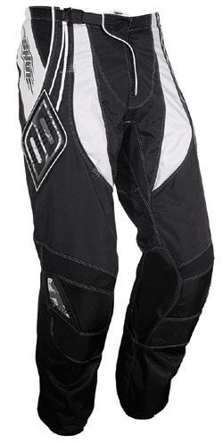 SHOT Pantalon CONTACT KID 2009 noir 6/7 ans