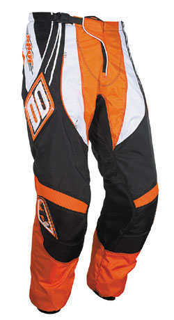 SHOT Pantalon CONTACT KID 2009 orange