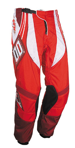 SHOT Pantalon CONTACT 2009 rouge taille 26 et 38