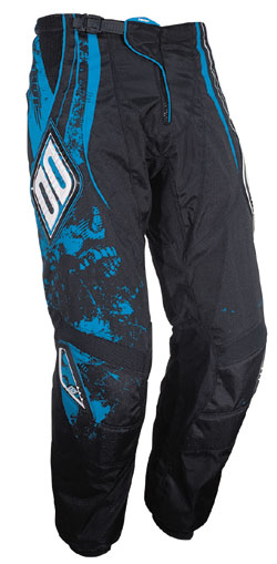 SHOT Pantalon CONTACT KID 2009 skull bleu