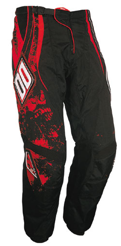 SHOT Pantalon CONTACT 2009 skull rouge