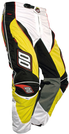SHOT Pantalon Flexor jaune ref 6002
