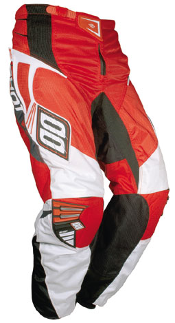 SHOT Pantalon Flexor 2007 rouge taille30