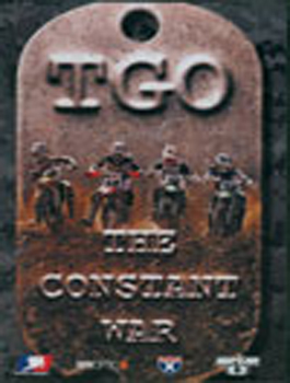 DVD TGO THE CONSTANT WAR