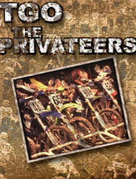 DVD TGO THE PRIVATEERS