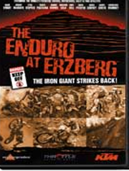 DVD THE ENDURO AT ERZBERG